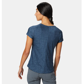 Mountain Hardwear W's Mighty Stripe SS T-Shirt Zinc